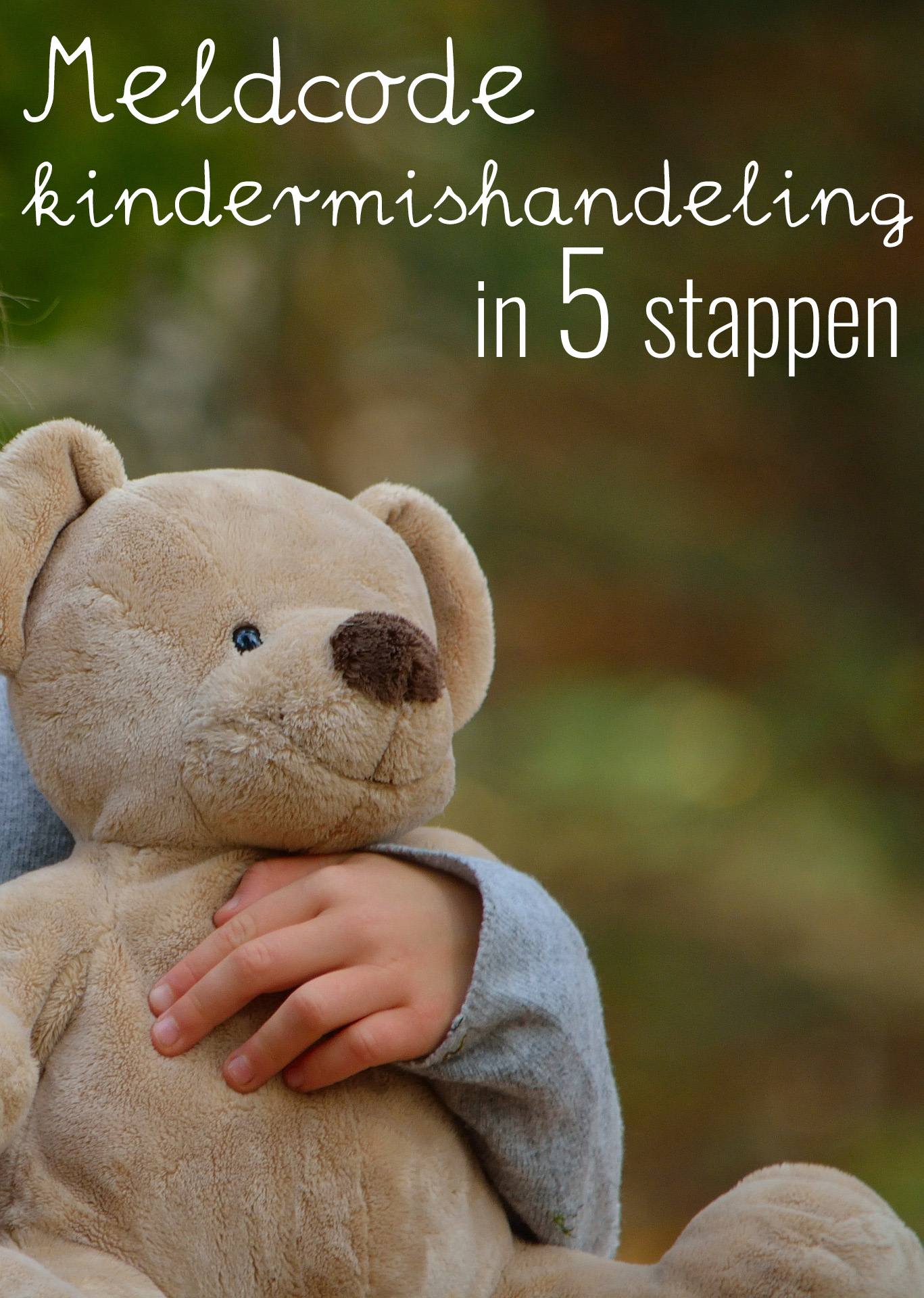 """Kinderen hebben """"levenslang"""" wanneer mishandeling niet opgemerkt wordt. Daarom is de meldcode kindermishandeling in het leven geroepen."""