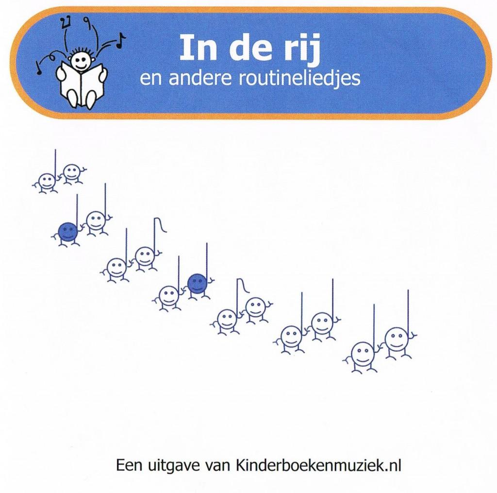 In De Rij En Andere Routineliedjes Klas Van Juf Linda