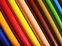 Woordkaarten 'Kleuren en vormen'