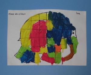 Werkjes thema 'Kleuren en vormen'