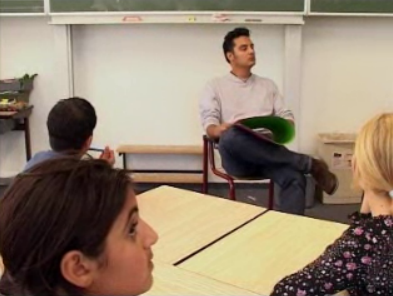 Documentaire 'De school draait door'
