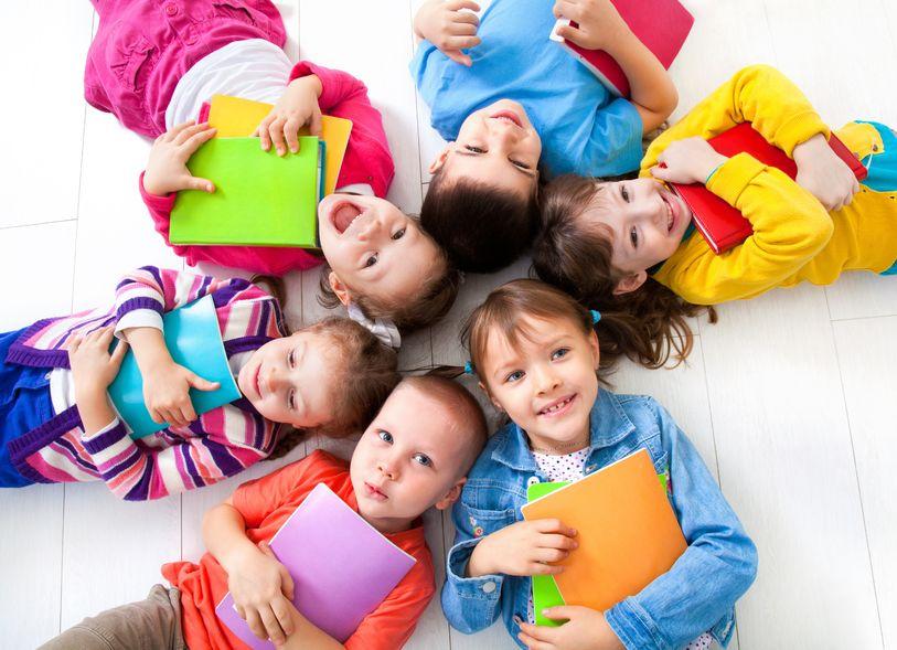 E-book 'Een klas vol boekenwurmen'