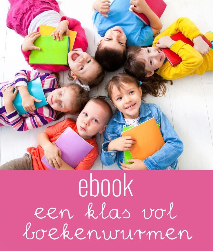 Ebook een klas vol boekenwurmen