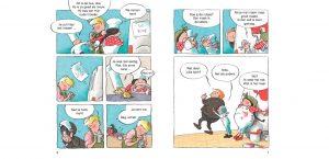 Stripboeken in de klas. Mag dat?