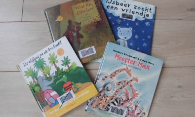 5 plekken om goedkoop kinderboeken te krijgen
