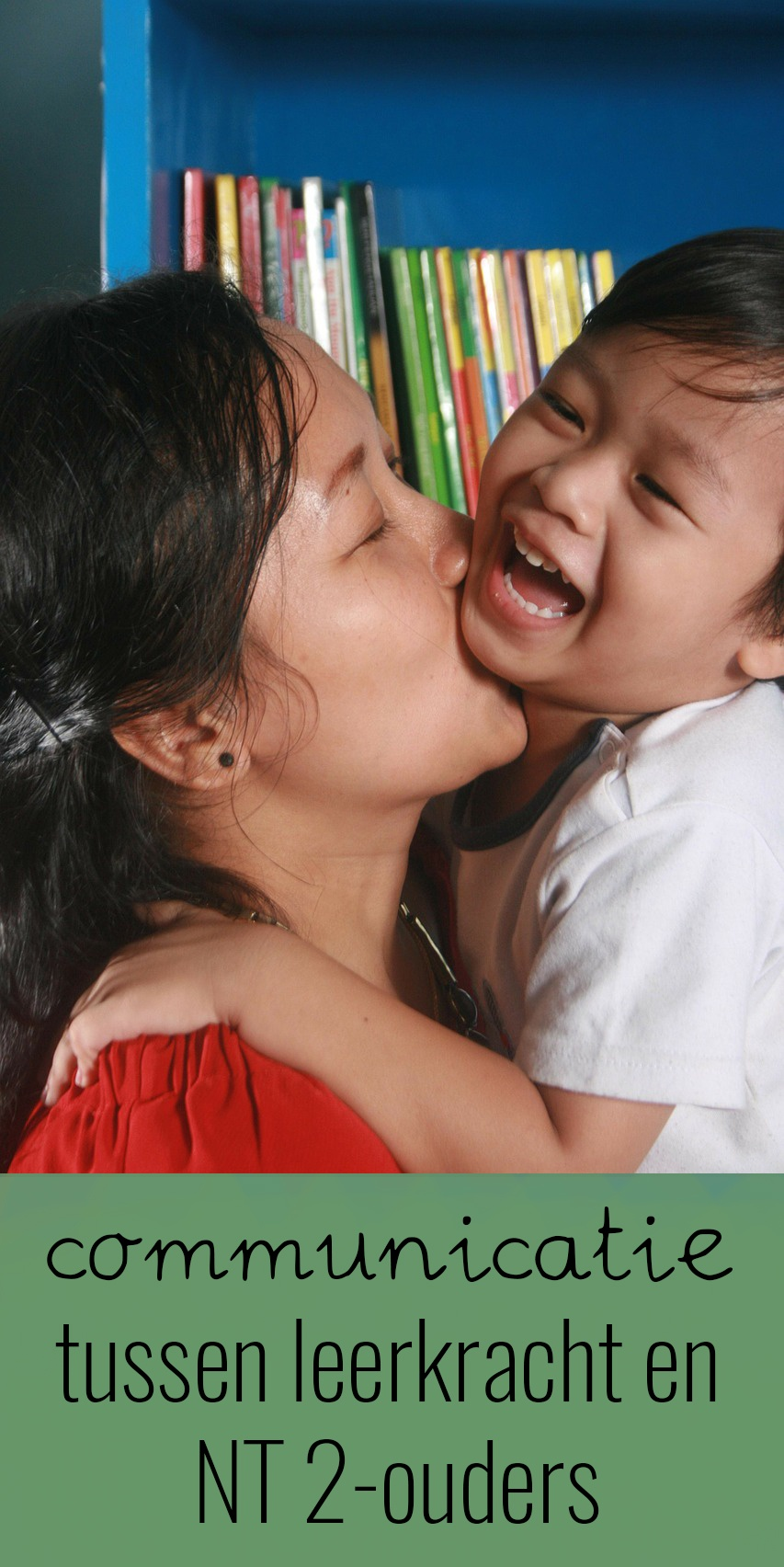 Begrijpen wij elkaar? Communicatie tussen leerkracht en NT-2 ouders