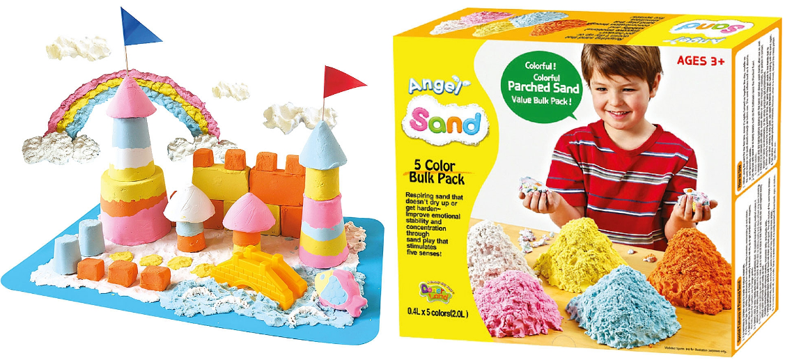 Review: Angel Sand