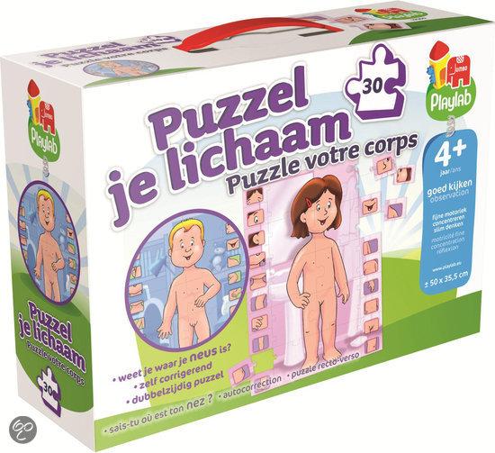 Review en winactie 'Puzzel je lichaam'