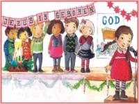 Kant en klaar thema rondom het kerstfeest