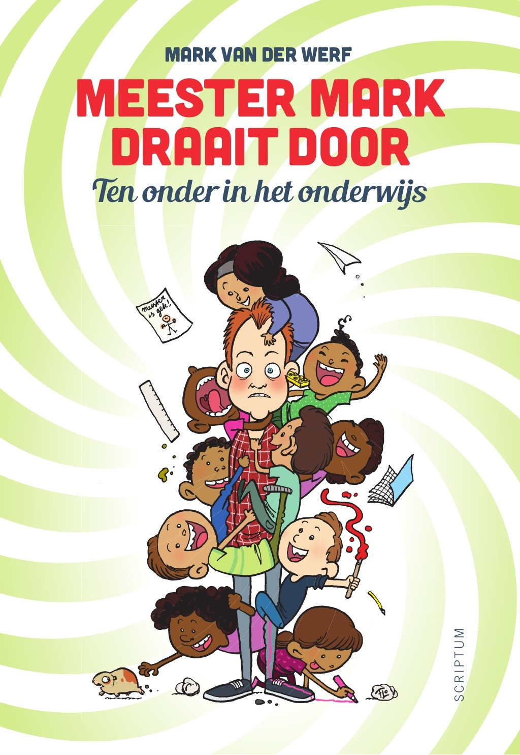 Review: Meester Mark draait door