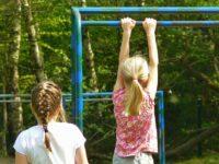 4 typen kinderen tijdens het buitenspelen