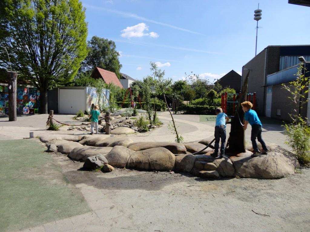 Interview 'Wij hebben een groen schoolplein'