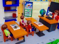 Playmobil 'De school'