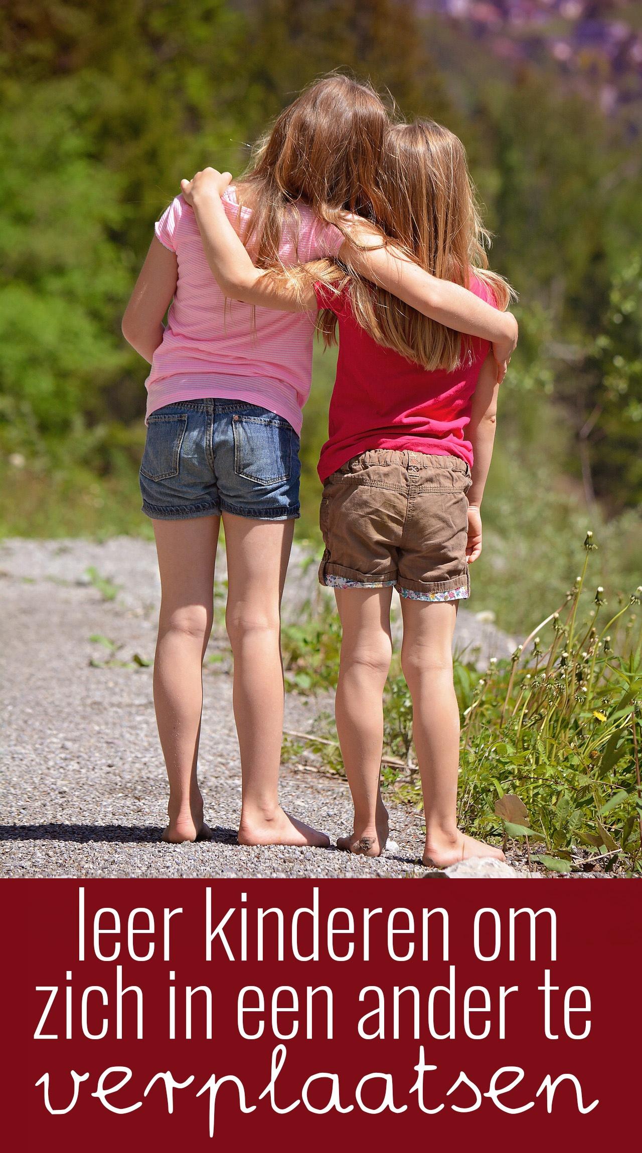 Kinderen leren om zich in een ander te verplaatsen klas van juf linda - Hoe een kamer van een kind te versieren ...