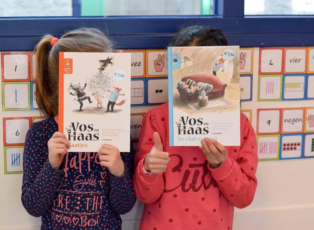 Boekjes Vos en Haas