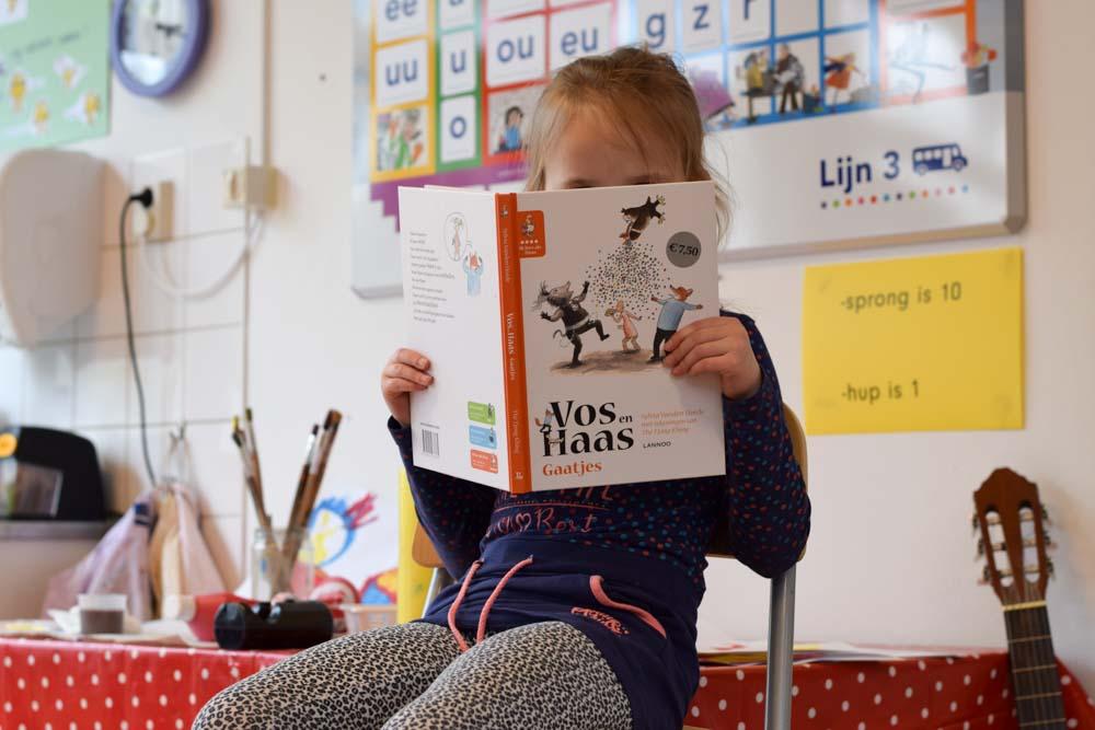 Nieuwe boeken van Vos en Haas