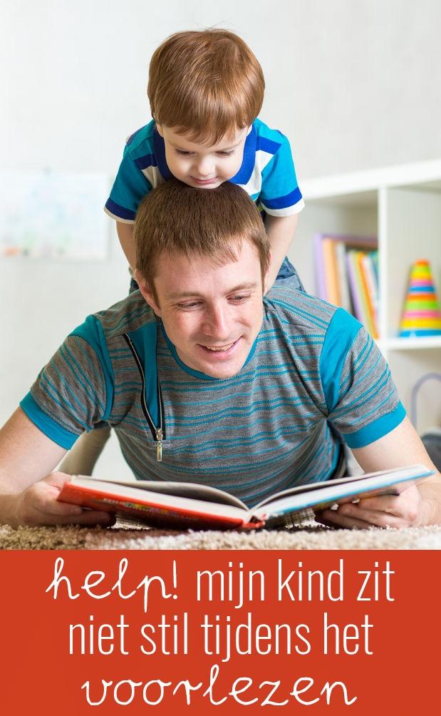 Wat doe je als een kind niet lekker tegen je aan wil kruipen tijdens het voorlezen? Of als een kind het moeilijk vindt om stil te luisteren in de kring?