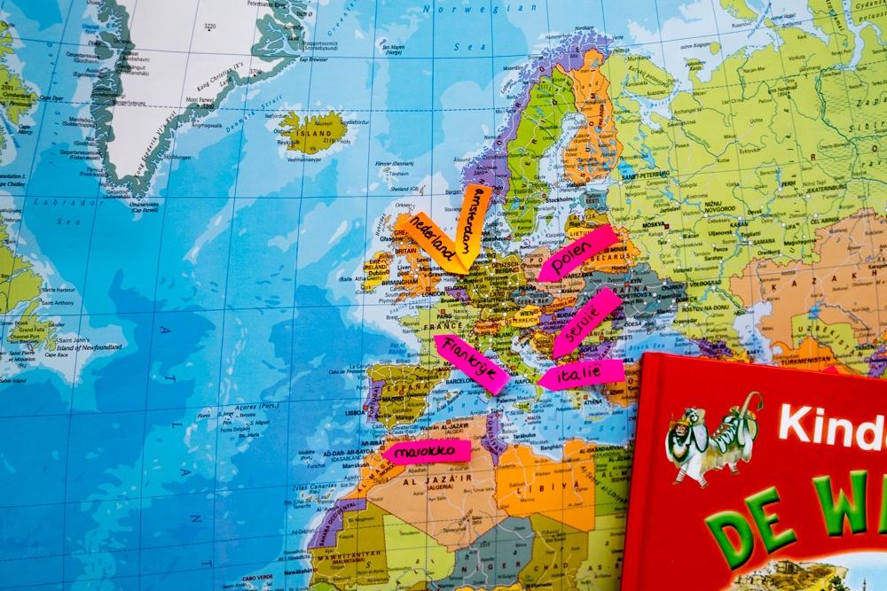 Thema reisbureau