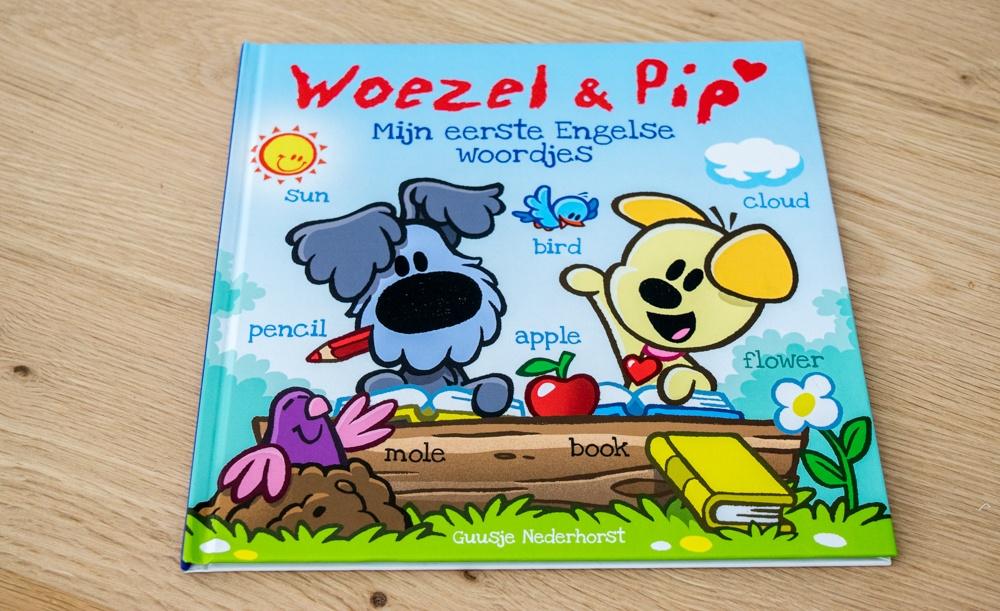 Woezel & Pip: Mijn eerste Engelse woordjes