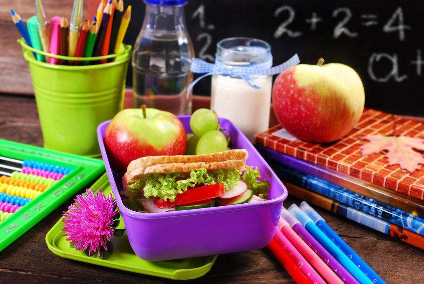 Back2school: gezonde lunches