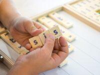 10x Spelenderwijs letters oefenen