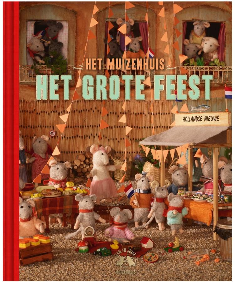 Review: Het muizenhuis: het grote feest