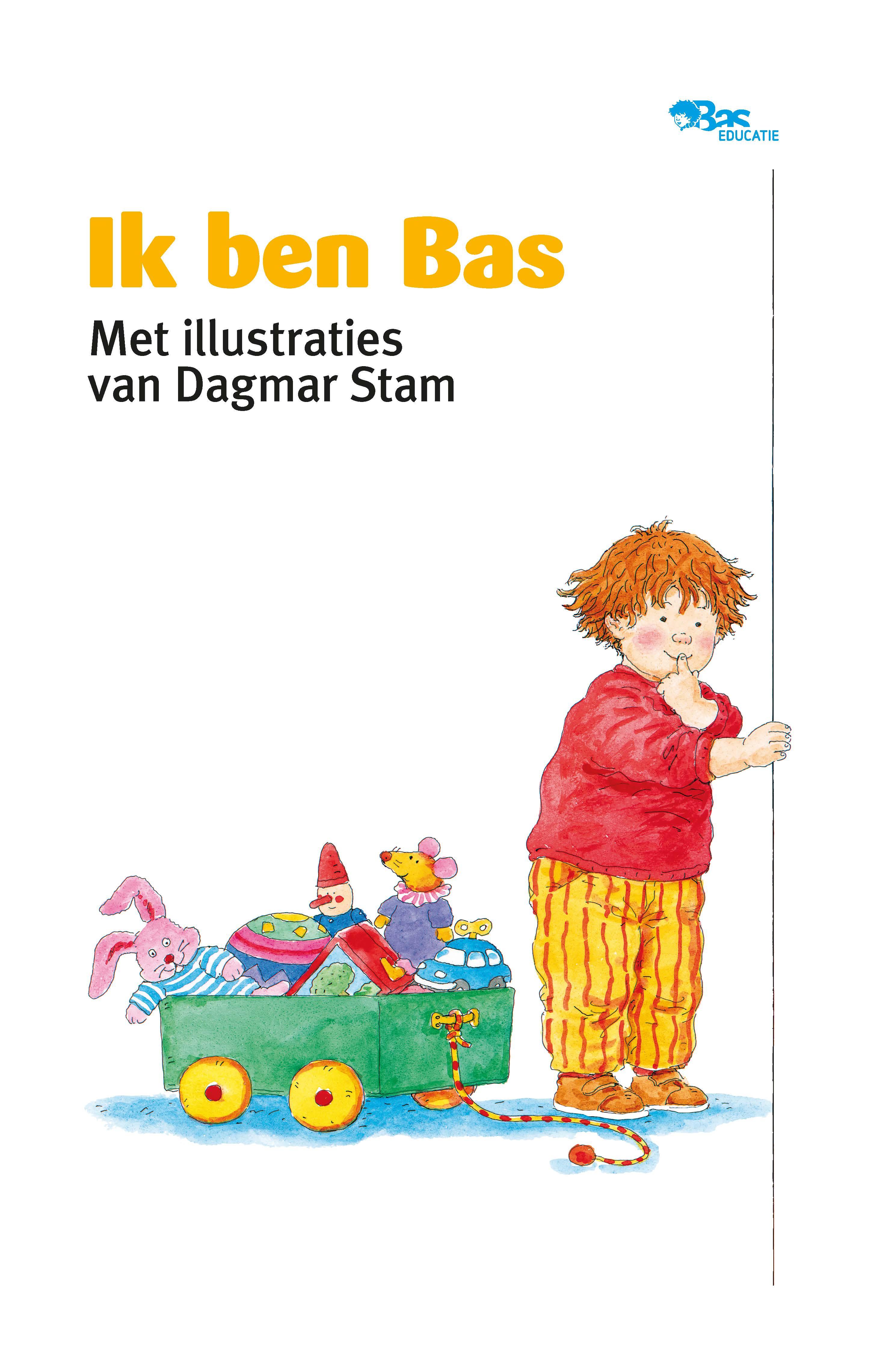 Review: Ik ben Bas (+ handleiding)