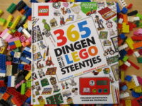 Review: 365 dingen om te doen met Lego steentjes