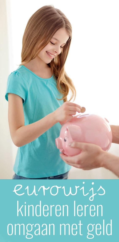 Eurowijs - kinderen leren omgaan met geld