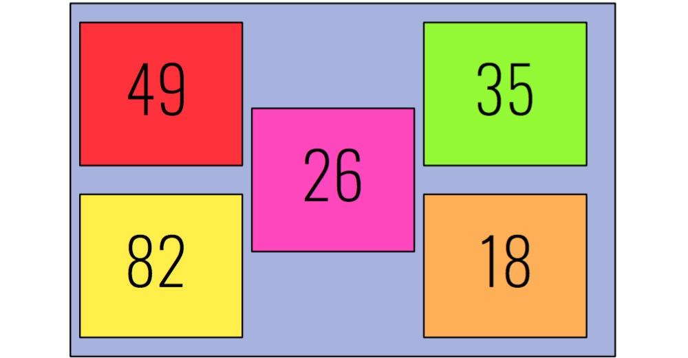 Rekenspel: tientallen oefenen