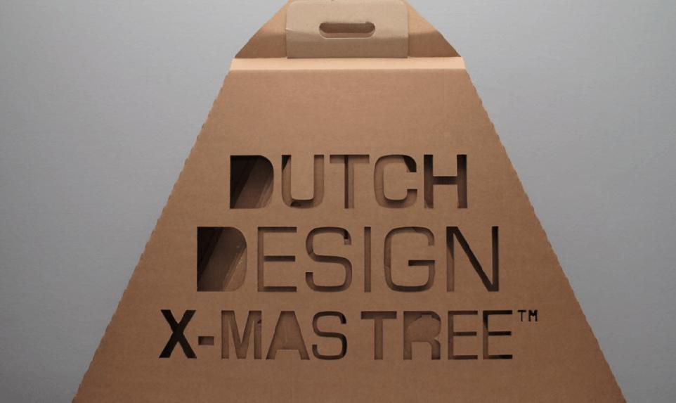 Kerstboom nieuwe stijl