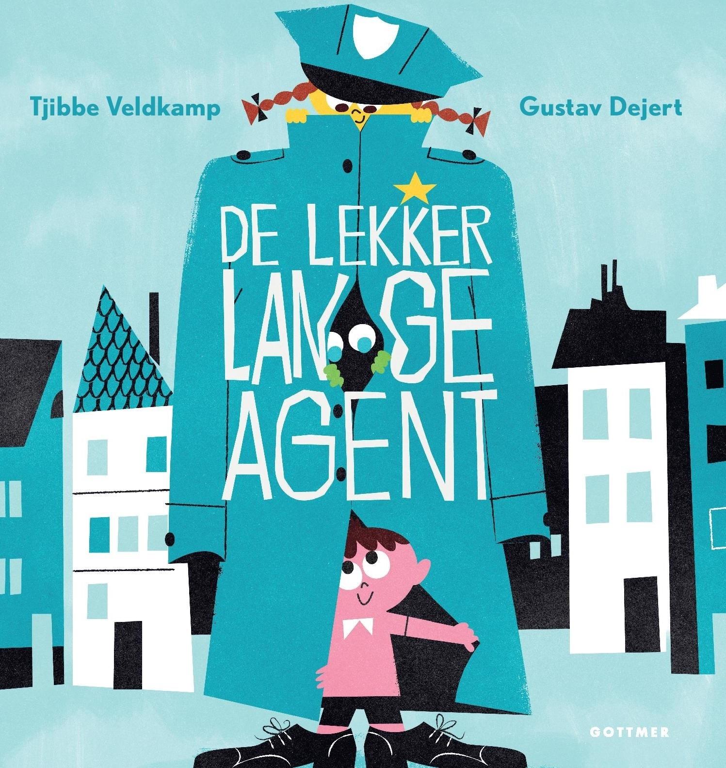 Review: De lekker lange agent