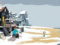 Review: de kleine walvis in de winter