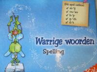 Review: Warrige woorden Spelling