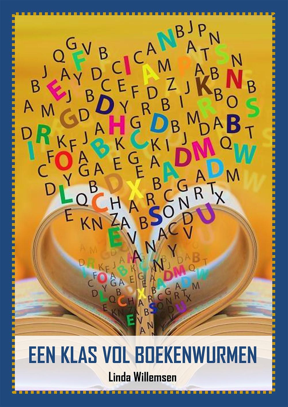 Ebook 'Een klas vol boekenwurmen'