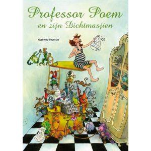 Professor Poem en zijn Dichtmasjien