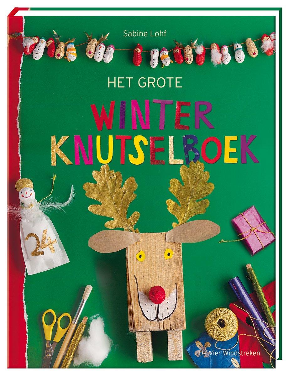 Review: Het grote winter knutselboek
