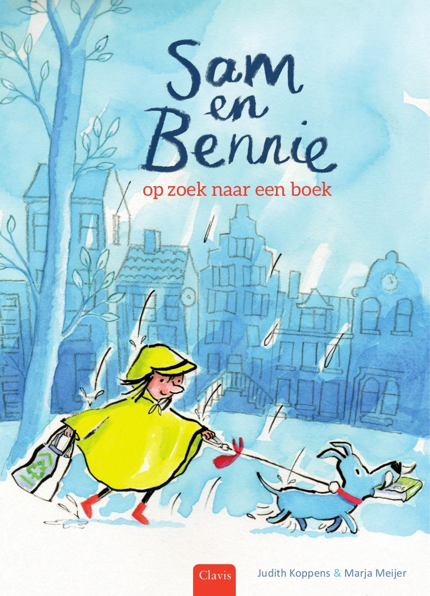 Review: Sam en Bennie op zoek naar een boek