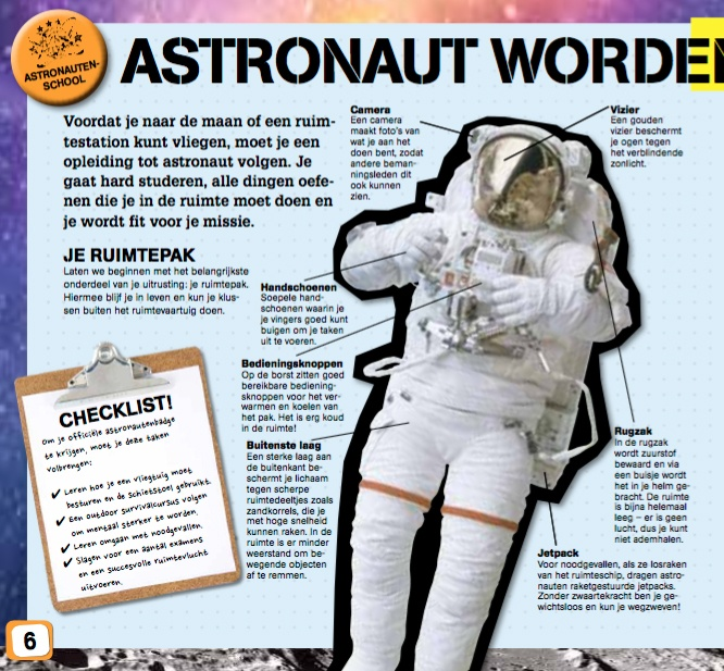 Review: Astronautenschool