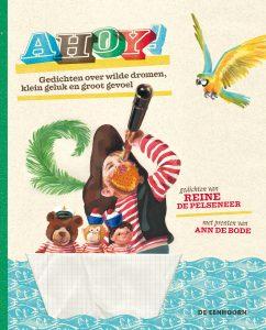 Review: Ahoy! Gedichten over wilde dromen, klein geluk en groot gevoel