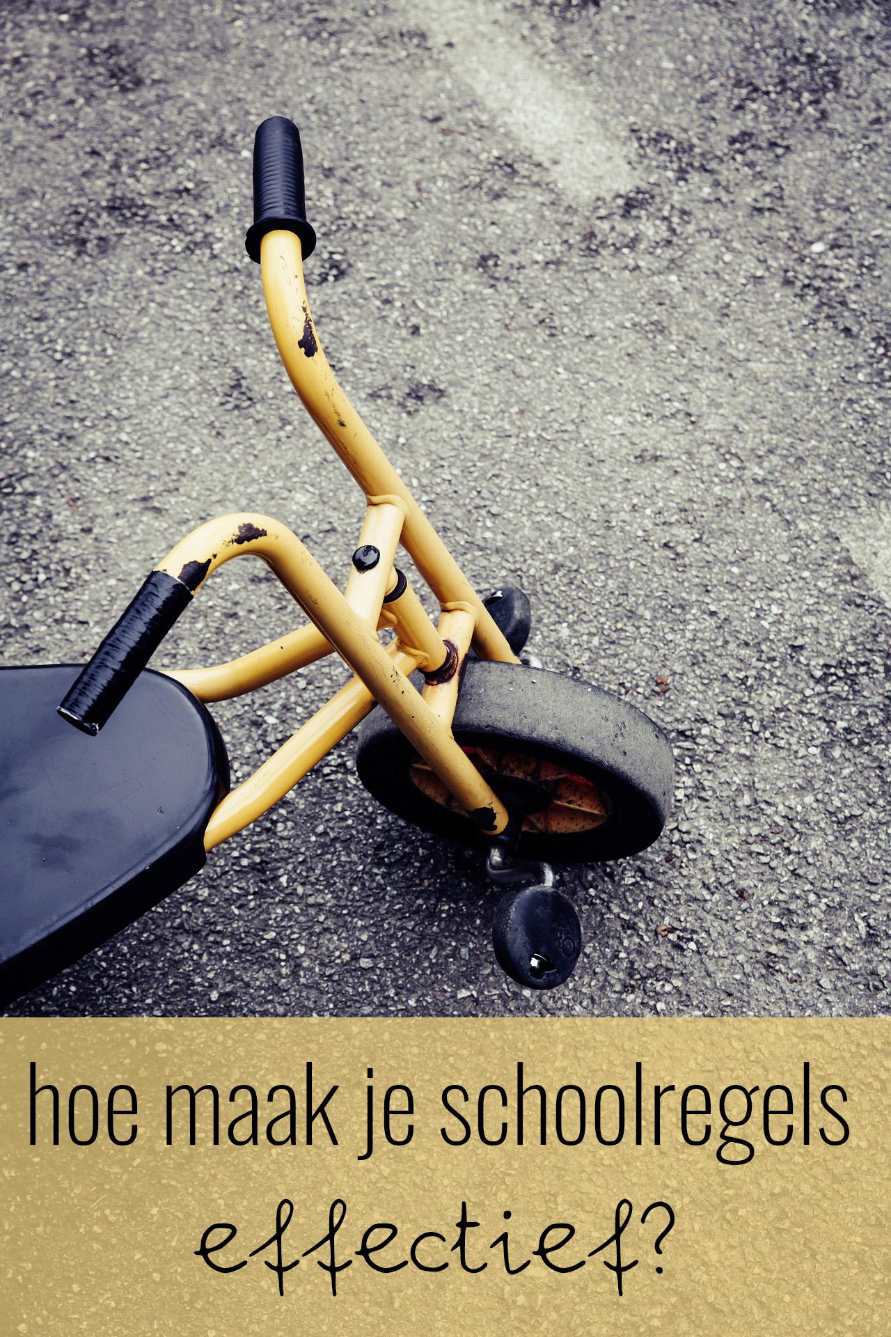 Wanneer zijn schoolregels effectief?