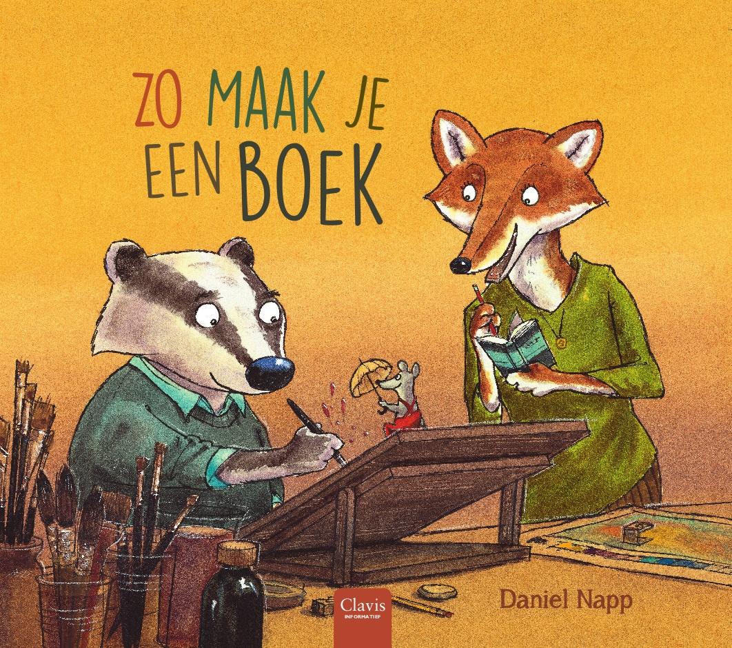Review: Zo maak je een boek