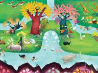 Review: De tuin en het kruis