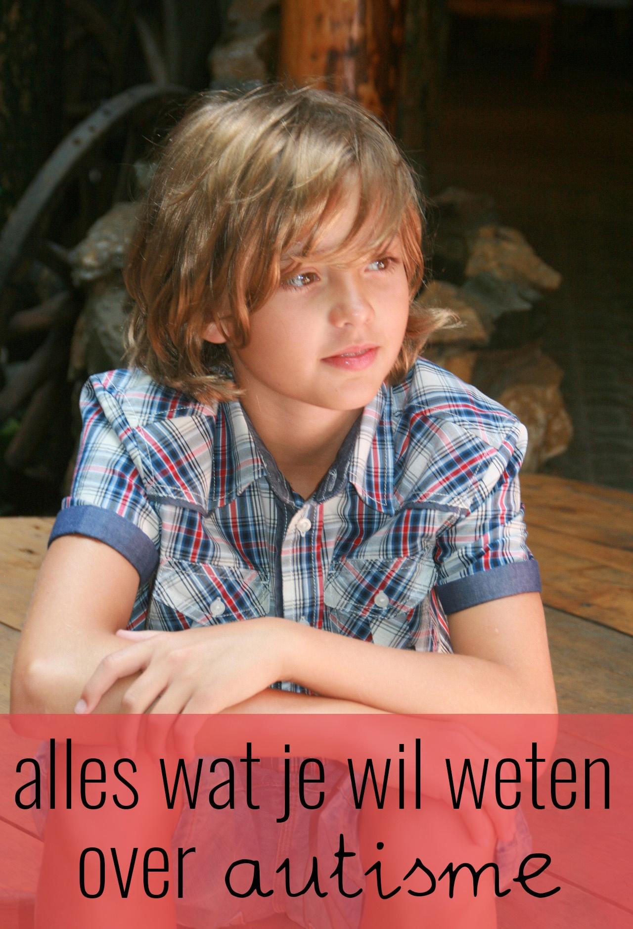 Alles wat je wilde weten over autisme