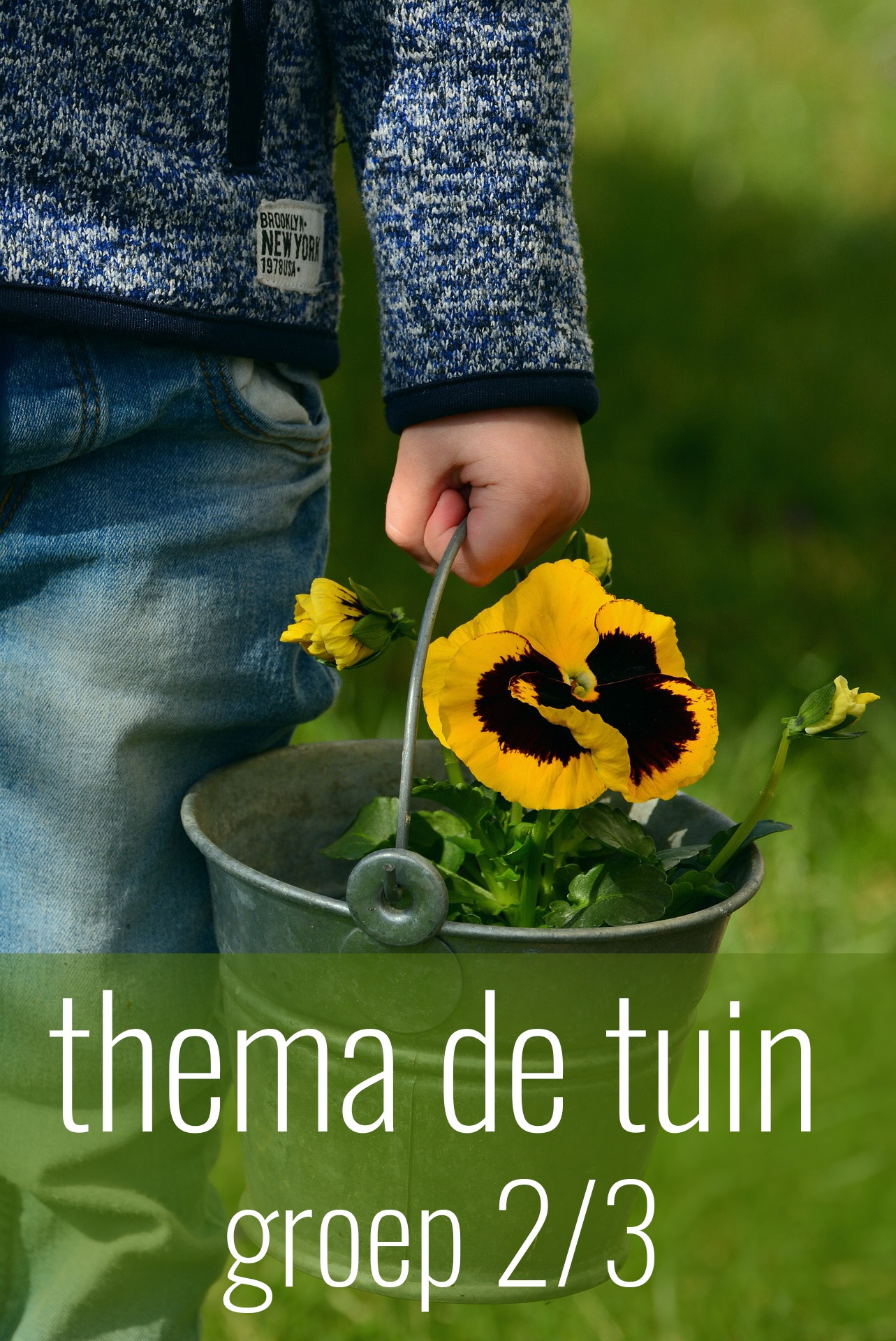 Thema de tuin + themaplanning