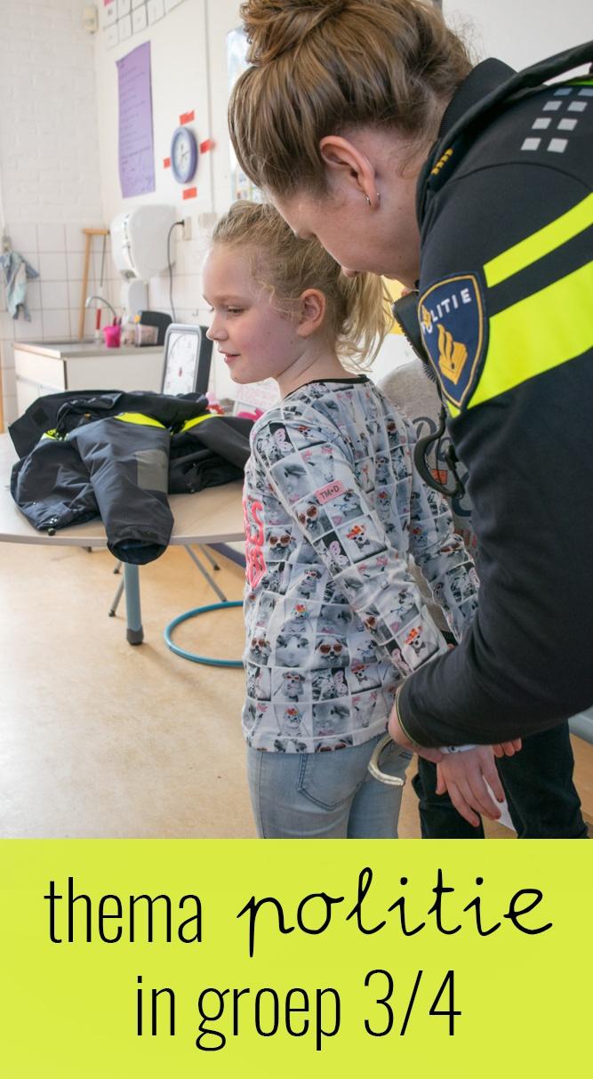 Thema verkeer en politie