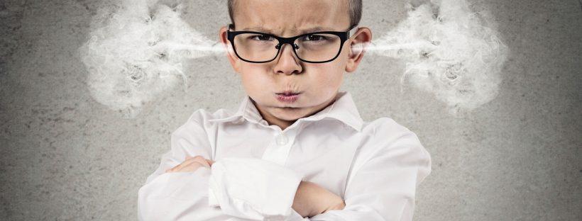 Hoe voorkom je een driftbui bij jonge kinderen?