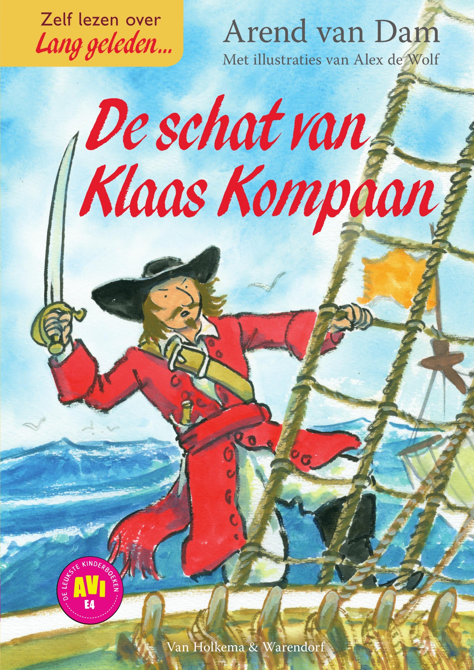 Review: De schat van Klaas Kompaan