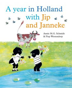 Review + winactie: A Year in Holland with Jip and Janneke