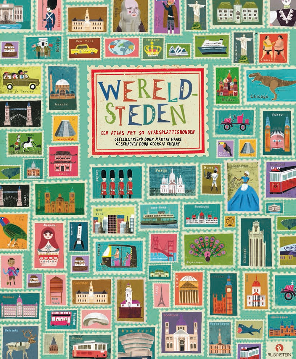 Review: Wereldsteden
